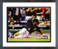 Pittsburgh Pirates Josh Harrison 2014 NL Division Series Framed Photo
