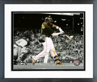 Pittsburgh Pirates Josh Harrison 2015 Spotlight Action Framed Photo