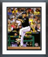 Pittsburgh Pirates Jung Ho Kang 2015 Action Framed Photo