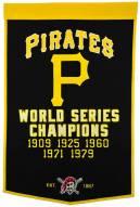 Pittsburgh Pirates Major League Baseball Dynasty Banner