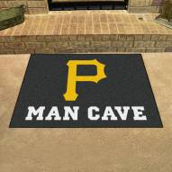 Pittsburgh Pirates Man Cave All-Star Rug