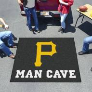 Pittsburgh Pirates Man Cave Tailgate Mat