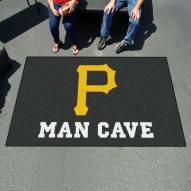 Pittsburgh Pirates Man Cave Ulti-Mat Rug