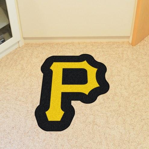 Pittsburgh Pirates Mascot Mat