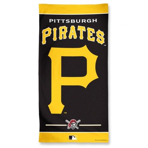 Pittsburgh Pirates McArthur Beach Towel