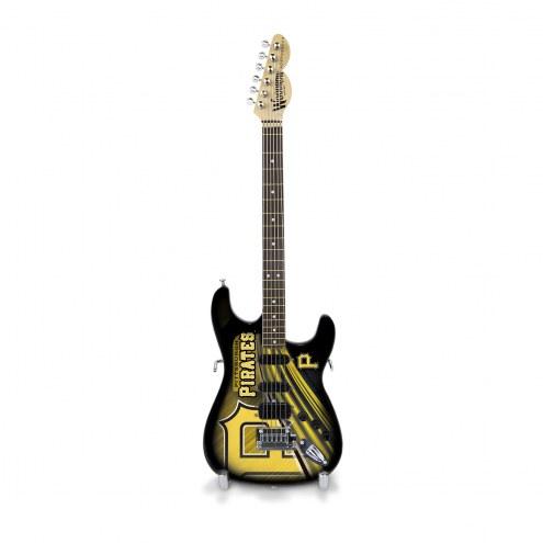 Pittsburgh Pirates Mini Replica Guitar