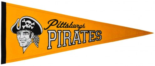 Pittsburgh Pirates MLB Cooperstown Pennant