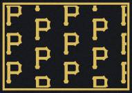 Pittsburgh Pirates MLB Repeat Area Rug
