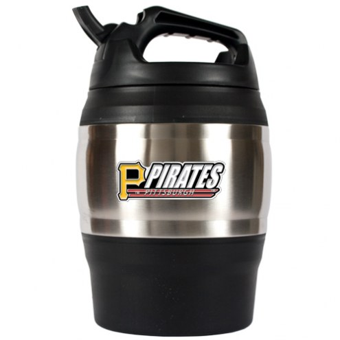 Pittsburgh Pirates MLB 78 oz. Sport Cooler Jug