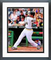 Pittsburgh Pirates Neil Walker 2014 Action Framed Photo