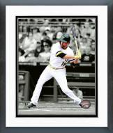 Pittsburgh Pirates Neil Walker 2014 Spotlight Action Framed Photo