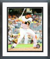 Pittsburgh Pirates Neil Walker Action Framed Photo