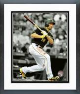 Pittsburgh Pirates Neil Walker 2015 Spotlight Action Framed Photo