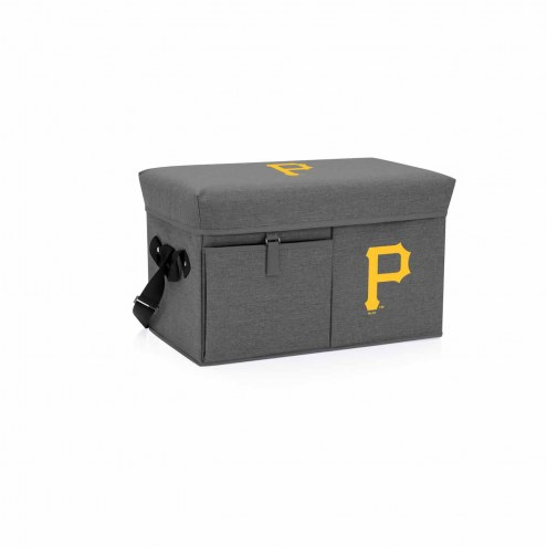 Pittsburgh Pirates Ottoman Cooler & Seat