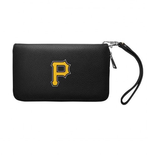 Pittsburgh Pirates Pebble Organizer Wallet