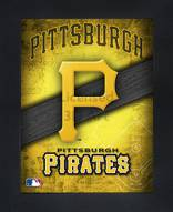 Pittsburgh Pirates Framed 3D Wall Art