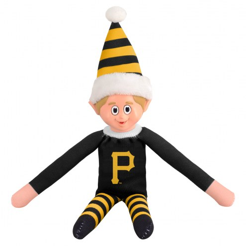 Pittsburgh Pirates Plush Elf