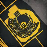 Pittsburgh Pirates PNC Park Stadium Print