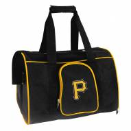 Pittsburgh Pirates Premium Pet Carrier Bag