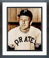 Pittsburgh Pirates Ralph Kiner Posed Framed Photo