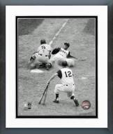 Pittsburgh Pirates Roberto Clemente 1960 Framed Photo
