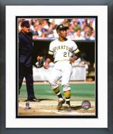 Pittsburgh Pirates Roberto Clemente 1970 NLCS Framed Photo