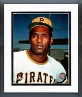 Pittsburgh Pirates Roberto Clemente 1972 Posed Framed Photo