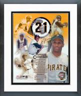 Pittsburgh Pirates Roberto Clemente Legends of the Game Framed Photo