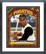 Pittsburgh Pirates Roberto Clemente Studio Plus Framed Photo