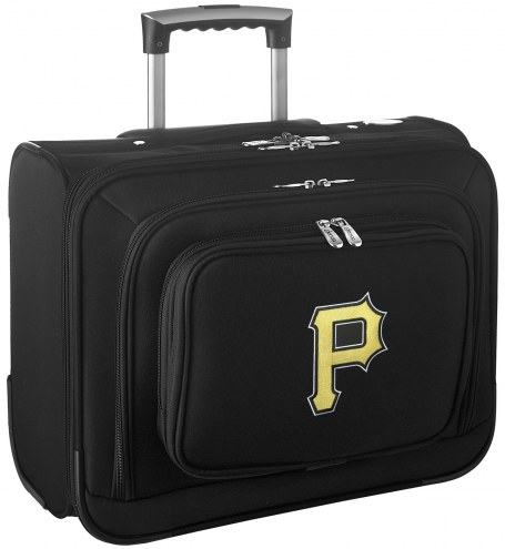 Pittsburgh Pirates Rolling Laptop Overnighter Bag