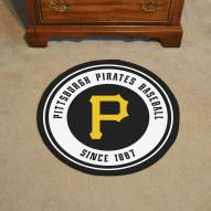 Pittsburgh Pirates Rounded Mat