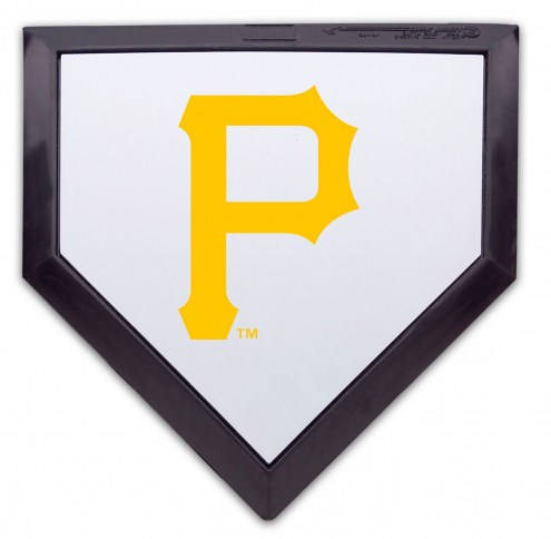Pittsburgh Pirates Schutt MLB Authentic Home Plate
