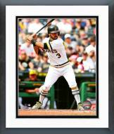 Pittsburgh Pirates Sean Rodriguez Action Framed Photo