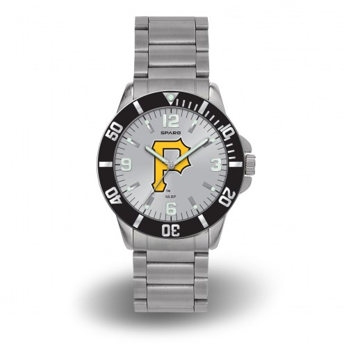 Pittsburgh Pirates Sparo Men's Key Watch