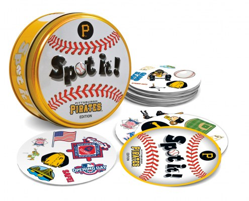 Pittsburgh Pirates Spot It! Card Game