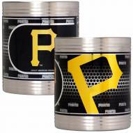 Pittsburgh Pirates Stainless Steel Hi-Def Coozie Set
