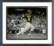 Pittsburgh Pirates Starling Marte Spotlight Action Framed Photo