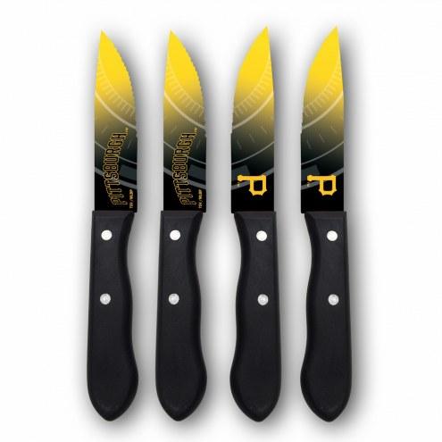Pittsburgh Pirates Steak Knives