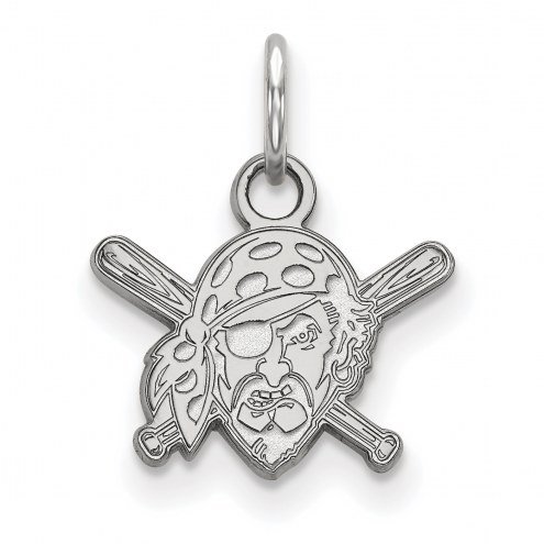 Pittsburgh Pirates Sterling Silver Extra Small Pendant