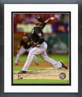 Pittsburgh Pirates Stolmy Pimentel 2014 Action Framed Photo