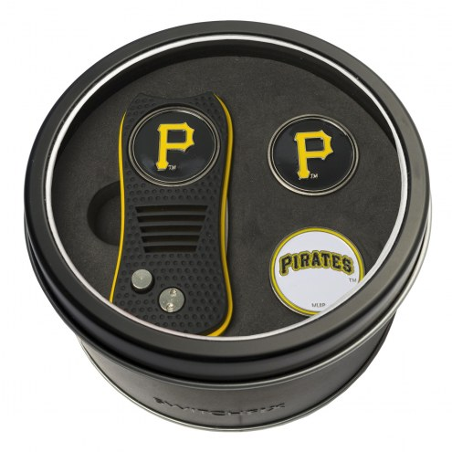 Pittsburgh Pirates Switchfix Golf Divot Tool & Ball Markers
