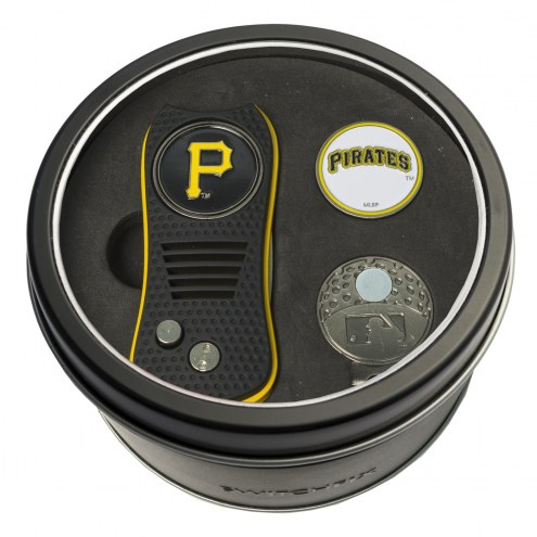 Pittsburgh Pirates Switchfix Golf Divot Tool, Hat Clip, & Ball Marker