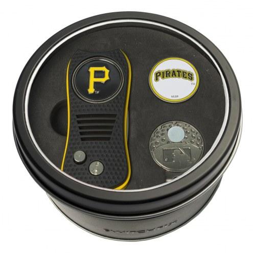 Pittsburgh Pirates Switchfix Golf Divot Tool, Hat Clip, & Ball Marker