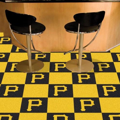 Pittsburgh Pirates Team Carpet Tiles