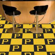 Pittsburgh Pirates Team Carpet Tiles
