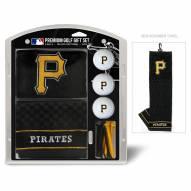 Pittsburgh Pirates Golf Gift Set