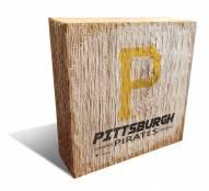 Pittsburgh Pirates Team Logo Block