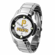 Pittsburgh Pirates Titan Steel Men's Watch