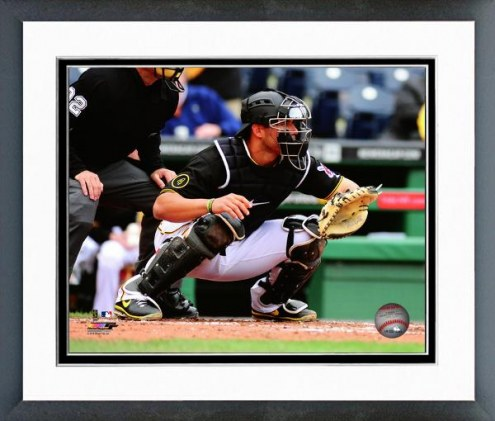 Pittsburgh Pirates Tony Sanchez Action Framed Photo