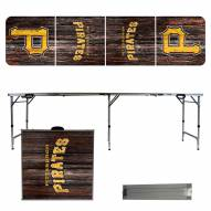 Pittsburgh Pirates Victory Folding Tailgate Table